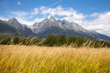 Slovak High Tatras
