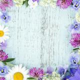 Summer wild flowers - 106086091