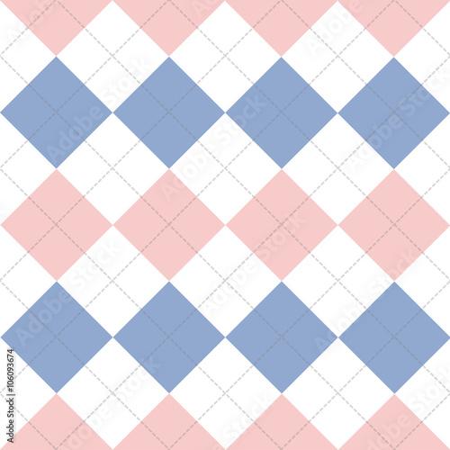 Lines Dots Rose Quartz Serenity White Diamond Background Vector Illustration - 106093674