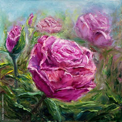 Pink peonies - 106099050