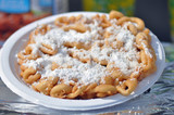 Funnel Cake Elephant Ear