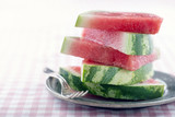 Plate full of watermelon - 106126025