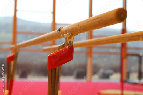 Poster Gymnastic equipment
