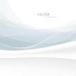 Abstract soft background with wave. Vector illustration