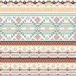 Geometry Tribal Pattern