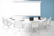 modern office 3D
