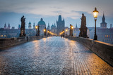 Fototapety Charles Bridge, Prague