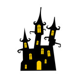 Dream castle icon