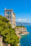 Side of Oceanographic Institute museum in Principality of Monaco - 106236260