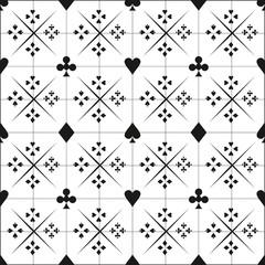 casino background.Casino  design elements vector icons. Casino g