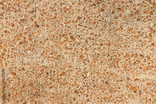 In de dag Stenen Concrete background of stones, orange
