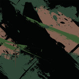 Fototapety Camouflage, distressed seamless pattern