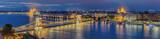 Budapest beleuchtet