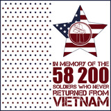 Vietnam war. Remembrance day