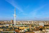 Hamburg, Heinrich Hertz, telecommunication tower