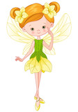 Forest Fairy Wall Sticker