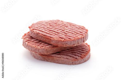 Papiers peints Steakhouse steaks hachés
