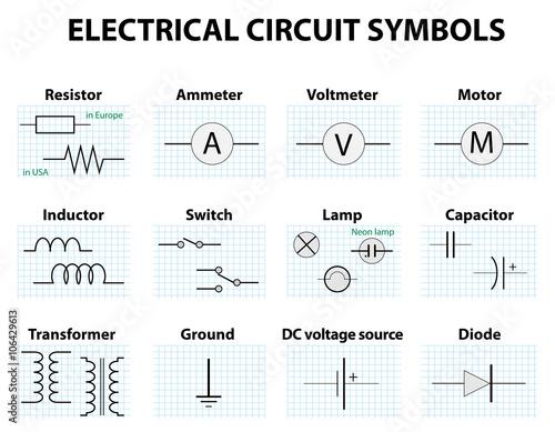 Dc Wiring Symbols | Wiring Diagram on