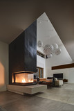 Interior in a modern style - 106449805