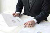 ビジネスイメージ―会議資料の準備・確認