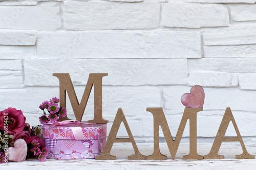 Zdjęcia na płótnie, fototapety, obrazy : Mama