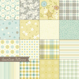 Fototapety Seamless Patterns