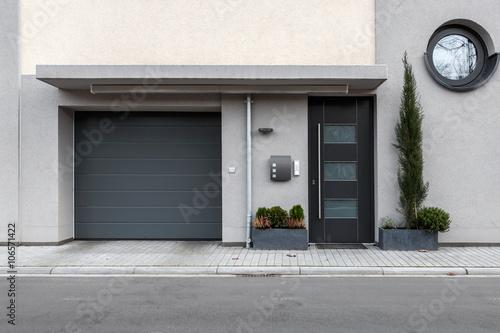 Wohnung Haustür Eingang © Matthias Buehner