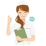 がんばるオンナノコ 看護師