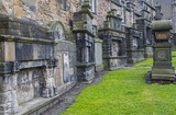 Greyfriars Cemetery in Edinburgh