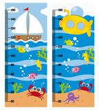two meters ocean wall