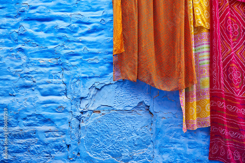 Foto Murales Colors of Jodhpur