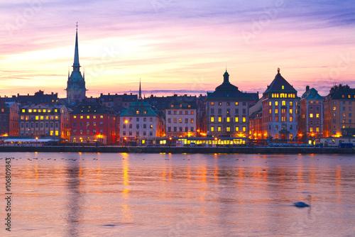 Zdjęcia skyline of Stockholm, Sweden