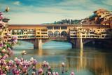 Ponte Vecchio, Florencja, Włochy