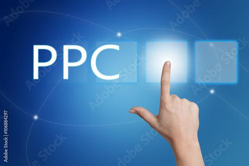 Poster Pay per Click