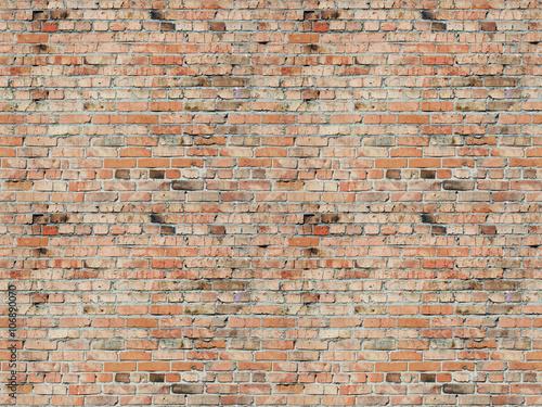 brick wall - 106890070