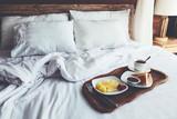 Breakfast in bed - 106934699