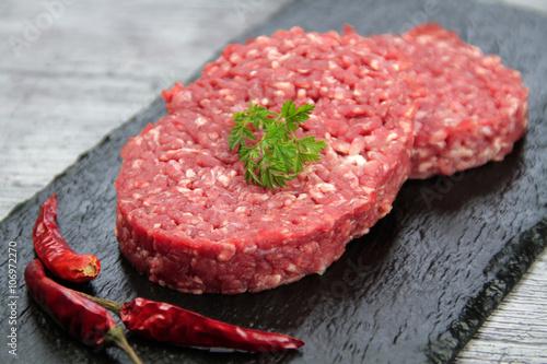 Papiers peints Steakhouse steaks hachés 02042016