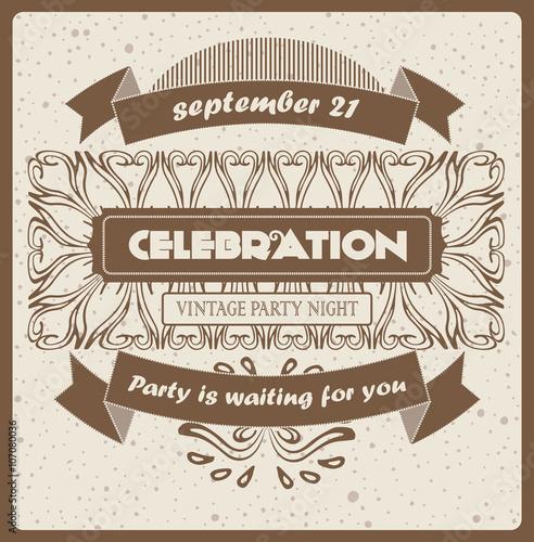 vector-vintage-cool-hipster-invitation-for-celebration-design-site-and-other-case