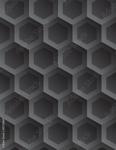 Vector geometric abstract background - 107128617