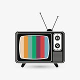 Television icon desi...
