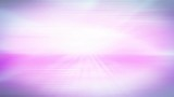 Looping pink flowing soft beam of light