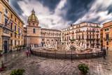 Piazza Pretoria (della vergogna), Palermo
