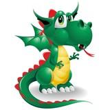 Dragon Baby Cute Cartoon
