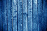 blue slats background