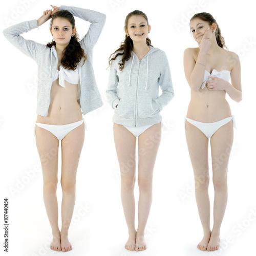 Bikini Teens wooooooooo unser Spieler