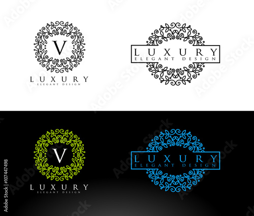 Luxury Logo Letters