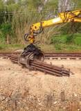 Manutenzione linea ferroviaria