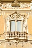 Window in Valencia, Spain