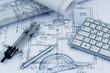 Bauplan für ein Haus - 107500807