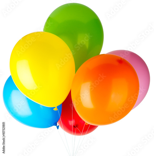 Childrens party balloons